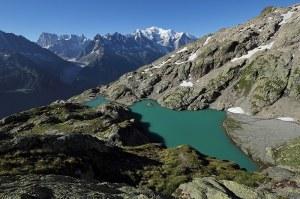 Lac Blanc, Mont Blanc